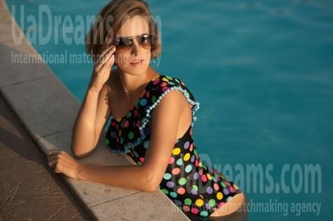 Tatiana Dnipro 35 y.o. - intelligent lady - small public photo.