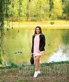 Anastasiya from Zaporozhye 27 years - future wife. My small public photo.