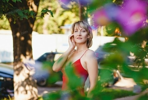 Inna Kremenchug 47 y.o. - intelligent lady - small public photo.