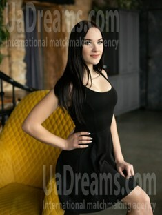 Ksenia 18 years - charm and softness. My small public photo.