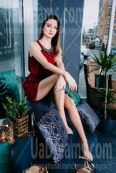 Elena from Cherkasy 23 years - seeking soulmate. My small public photo.