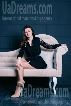 Elena from Cherkasy 23 years - romantic girl. My small public photo.