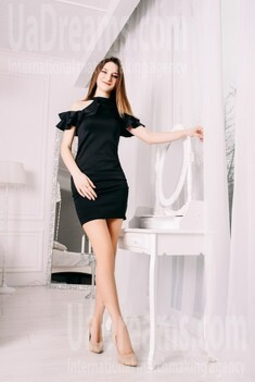 Elena from Cherkasy 23 years - bride for you. My small public photo.