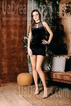 Elena from Cherkasy 23 years - nice fiancee. My small public photo.