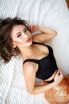 Anastasiya from Zaporozhye 26 years - search for love. My small public photo.