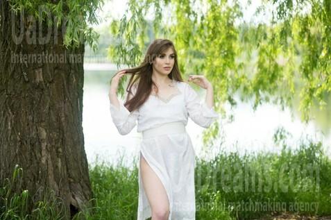 Anna Sumy 22 y.o. - intelligent lady - small public photo.