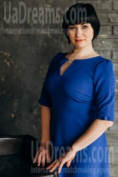 Svetlana from Poltava 42 years - eyes lakes. My small public photo.