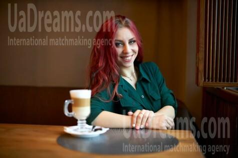 Alina from Kremenchug 24 years - waiting for husband. My small public photo.