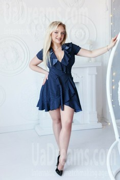 Nadia from Ivano-Frankovsk 22 years - waiting for you. My small public photo.