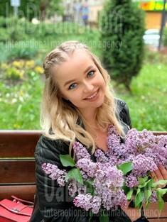 Nadia from Ivano-Frankovsk 22 years - morning freshness. My small public photo.