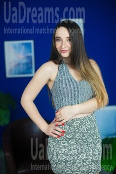 Anastasia from Sumy 19 years - future wife. My small public photo.