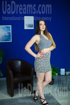 Anastasia from Sumy 19 years - happy woman. My small public photo.