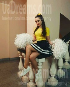 Anastasia from Sumy 19 years - attentive lady. My small public photo.