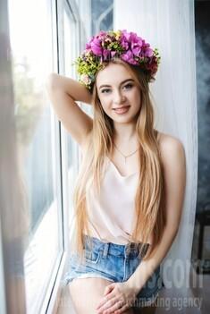 Lera from Lutsk 21 years - sunny day. My small public photo.