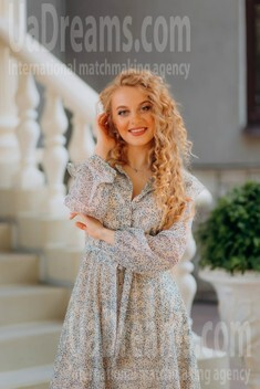 Lera from Lutsk 22 years - favorite dress. My small public photo.