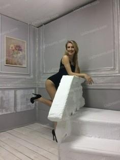 Vlada Poltava 21 y.o. - intelligent lady - small public photo.