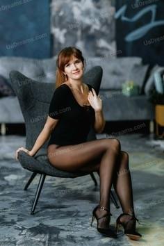 Anuta Poltava 38 y.o. - intelligent lady - small public photo.