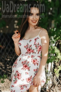 Nadya 22 years - ukrainian woman. My small public photo.