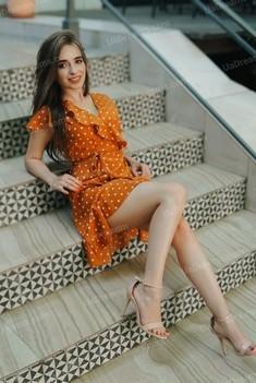 Nadya 22 years - single lady. My small public photo.
