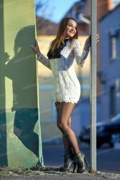 Natali Kremenchug 34 y.o. - intelligent lady - small public photo.