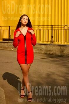 Oksana from Zaporozhye 20 years - good girl. My small public photo.