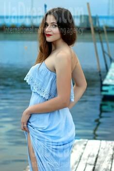 Oksana from Zaporozhye 20 years - Kind-hearted woman. My small public photo.
