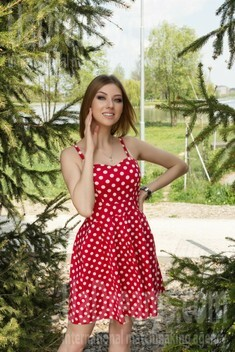 Oleksandra from Ivano-Frankovsk 22 years - great weather. My small public photo.
