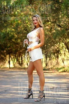 Kristi from Zaporozhye 30 years - Warm-hearted girl. My small public photo.