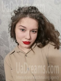 Vera 18 years - mysterious beauty. My small public photo.