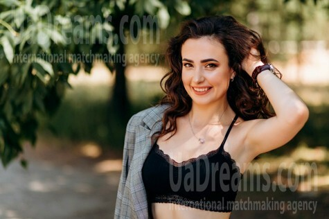 Lily from Poltava 23 years - mysterious beauty. My small public photo.