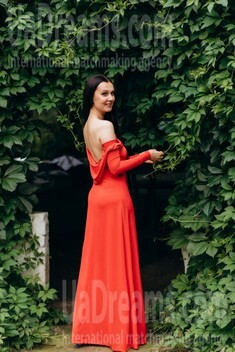 Anna from Poltava 40 years - creative image. My small public photo.