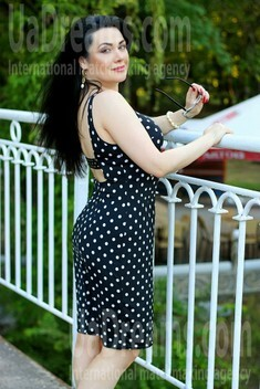 Olechka from Zaporozhye 43 years - clever beauty. My small public photo.