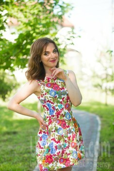 Hanna from Sumy 27 years - waiting for husband. My small public photo.