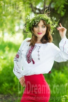 Hanna from Sumy 27 years - attentive lady. My small public photo.