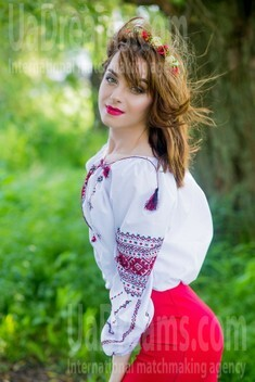 Hanna from Sumy 27 years - desirable woman. My small public photo.