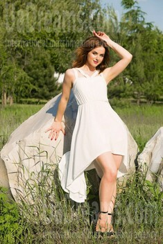 Hanna from Sumy 28 years - beautiful woman. My small public photo.