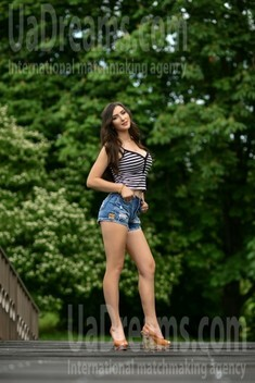 Yana 22 years - ukrainian girl. My small public photo.