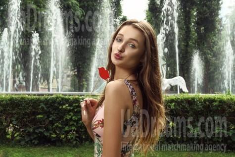 Yulia from Lviv 19 years - eyes lakes. My small public photo.