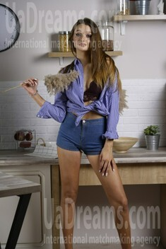 Yulia from Lviv 19 years - Kind-hearted woman. My small public photo.