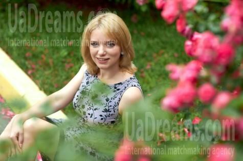 Tanya from Kremenchug 37 years - ukrainian woman. My small public photo.