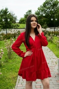 Adriana Ivano-Frankovsk 23 y.o. - intelligent lady - small public photo.