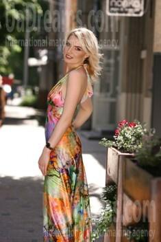 Olena 26 years - creative image. My small public photo.