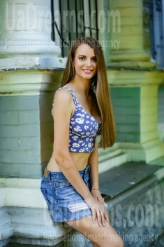 Alexa from Sumy 27 years - Kind-hearted woman. My small public photo.
