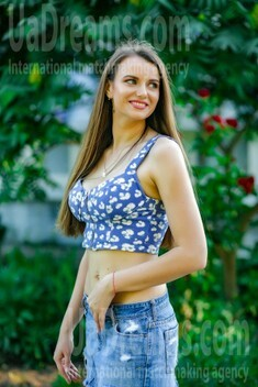 Alexa from Sumy 27 years - carring woman. My small public photo.