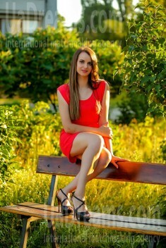 Alexa from Sumy 27 years - joy and happiness. My small public photo.