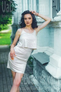 Diana from Sumy 18 years - girl for marriage. My small public photo.