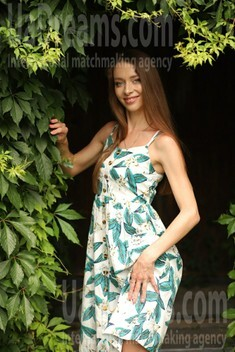 Juliya from Poltava 34 years - nice smile. My small public photo.