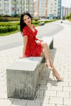 Vlada from Ivano-Frankovsk 20 years - favorite dress. My small public photo.