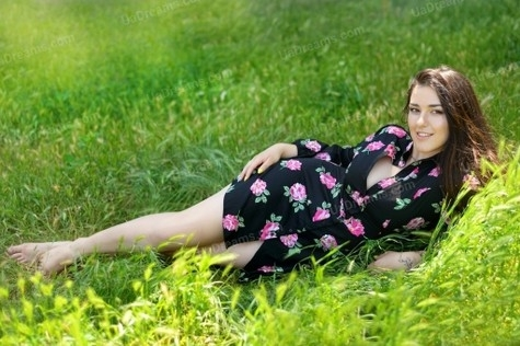 Julie from Cherkasy 22 years - natural beauty. My small public photo.