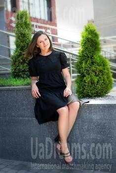 Tanya from Cherkasy 44 years - sunny smile. My small public photo.
